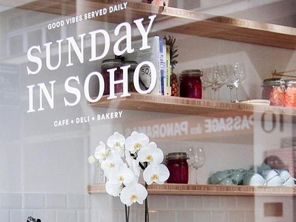 Restaurant Sunday in SoHo