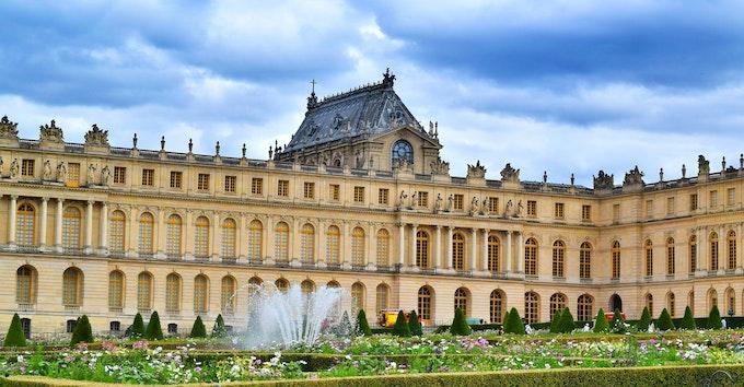 Versailles Castle Exclusive Package