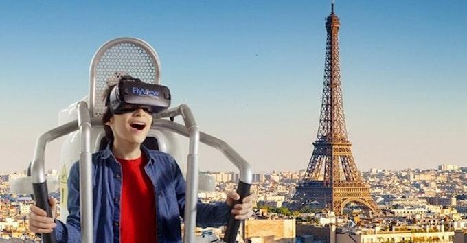 Spectacle Paris Merveilles au Lido de Paris