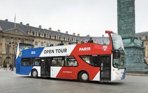 Hop-on Hop-off Bus: 1, 2 or 3 days! big bus open tour