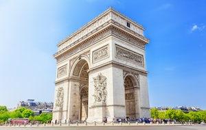 Arc de Triomphe Rooftop | Open Ticket