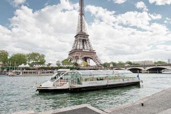 Paris : Batobus sur la Seine