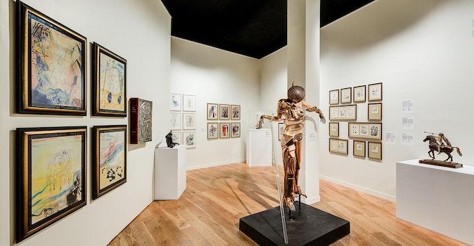 Dalí Museum Montmartre: skip-the-line ticket