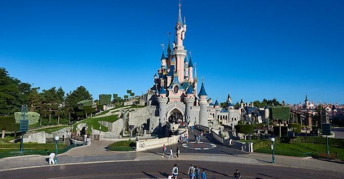 Disneyland® Paris from LondonMin. Particip : 1
