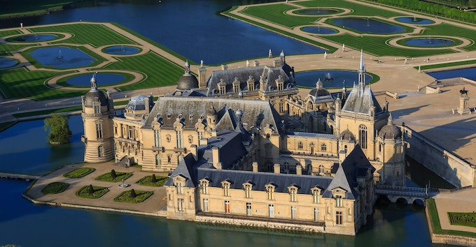 Domaine de Chantilly  From the 1st of June to the 6th of October 2019, La Joconde nue.