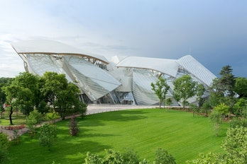Fondation Louis Vuitton à Paris : billet d'entrée