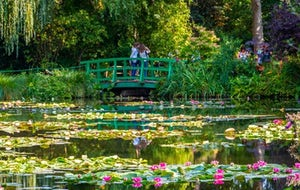 Excursion to Giverny Monet's House and Gardens | From Paris Starting April 1st, 2020 until October 31, 2020