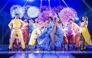 Paradis LatinL'Oiseau Paradis Show