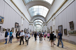 2-Hour Louvre Small Group Guided Visit