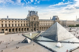 Louvre Museum - Reserved Access