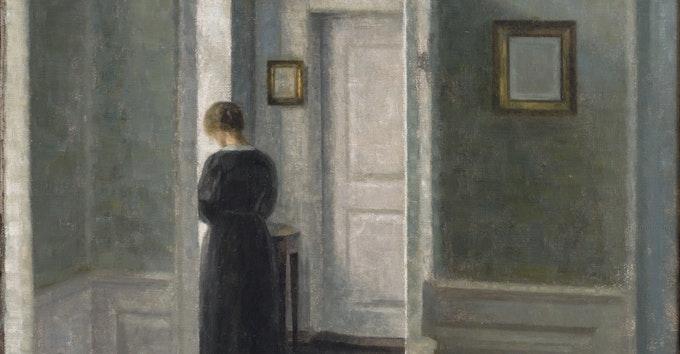 Jacquemart-André E-Ticket   Du 14 mar. au 22 juil., Hammershøi, le maître de la peinture danoise.