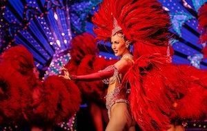 Moulin Rouge CabaretFéerie Show