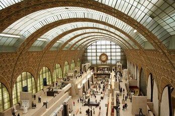 Orsay Museum - Reserved Entrance