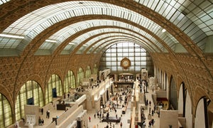 Orsay Museum Open Ticket - Reserved Entrance