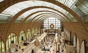 Orsay - Billet avec accès réservé