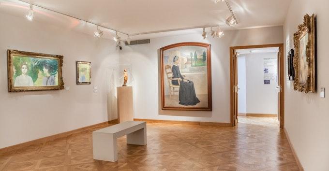 Musée Maillol E-ticket Du 20 mars au 21 juillet 2019, La Collection Emil Bührle : Manet, Degas, Renoir, Monet, Cézanne, Gauguin, Van Gogh, Modigliani, Picasso