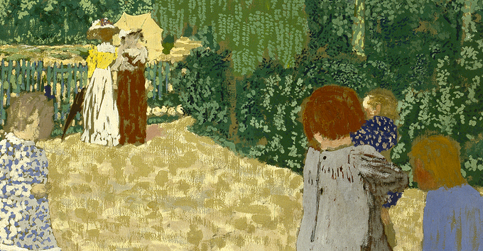 Musée du Luxembourg Du 13 mar. au 30 juin 2019, Les Nabis et le décor : Bonnard, Vuillard, Maurice Denis