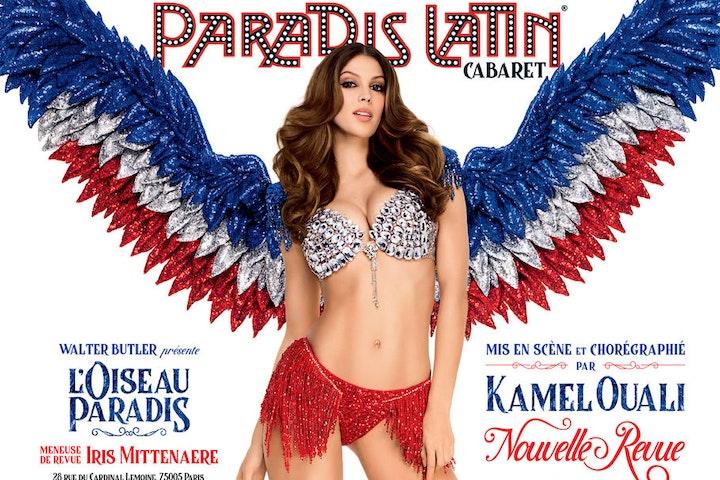 Spectacle au Paradis Latin avec champagne