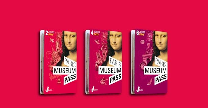 Paris Museum Pass 2, 4 or 6 days