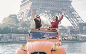 Vintage Car Tour | Parisitour