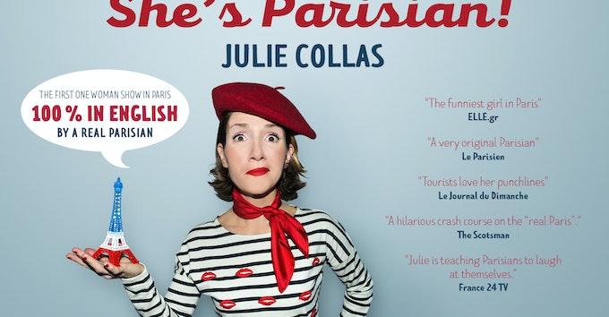 Oh my God she's Parisian!