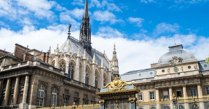 Sainte Chapelle E-Ticket
