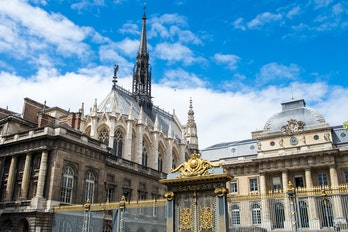 Sainte Chapelle E-Ticket
