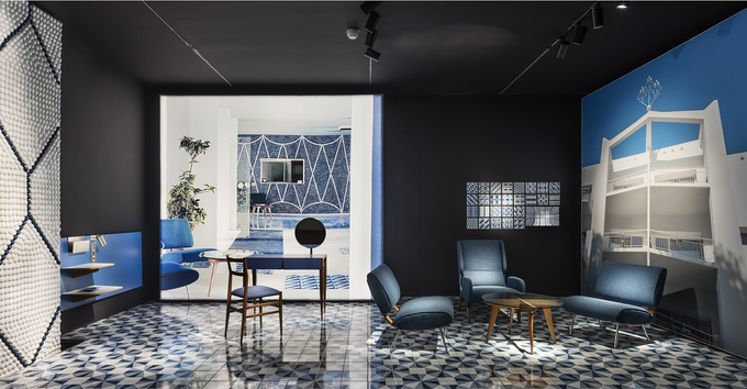 MAD: Musée des Arts Decoratifs From 19 Oct. to 5 May 2019, Tutto Ponti, Gio Ponti Archi-Designer